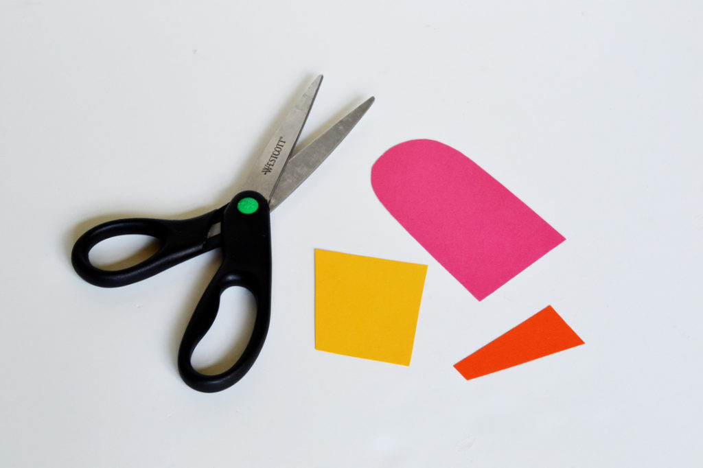 Popsicle drink tags cutting