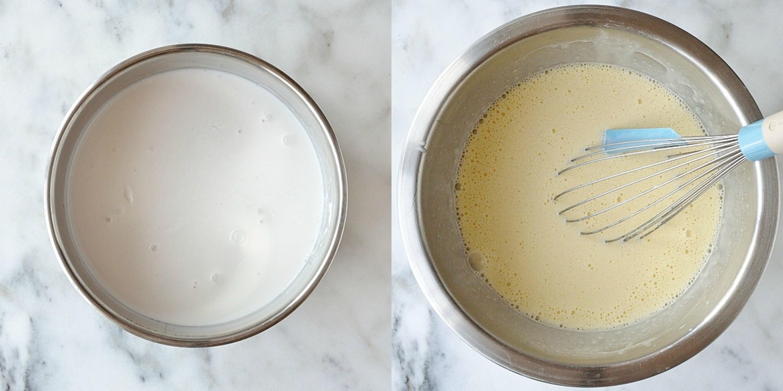 Coconut fruit tarts step 7
