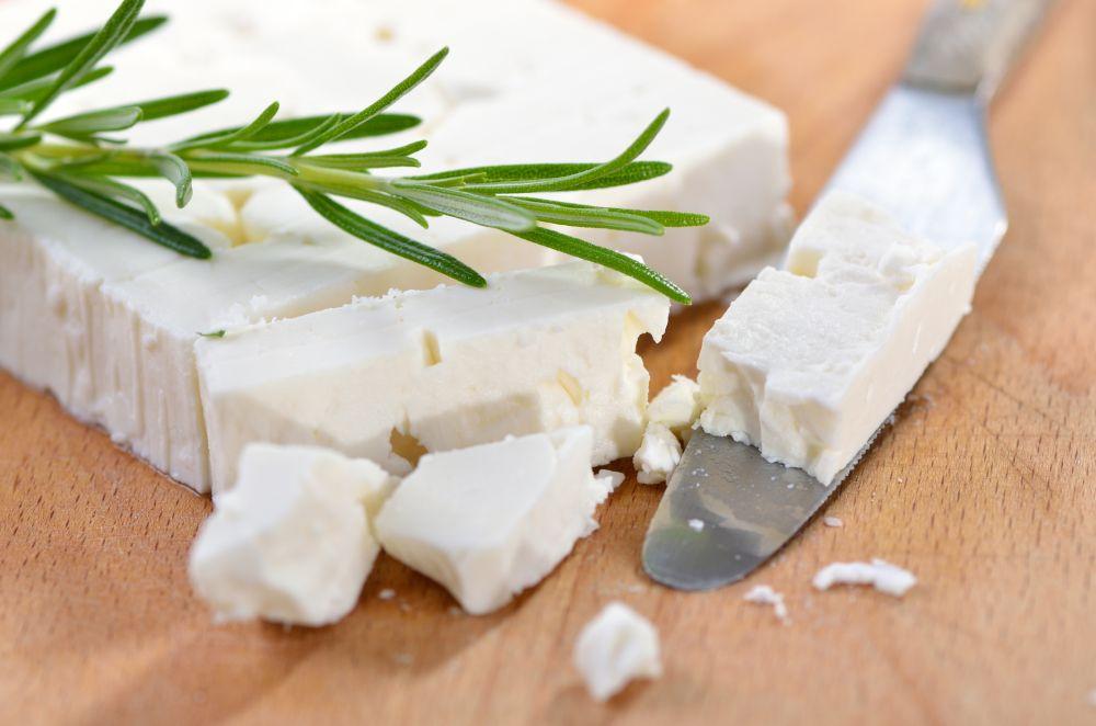 How to freeze feta cheese