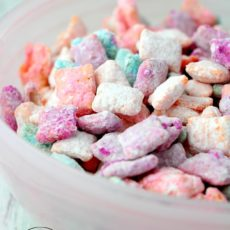 How to make muddy buddies