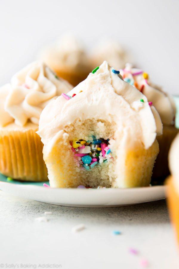 Pinata cupcakes unicorn recipes