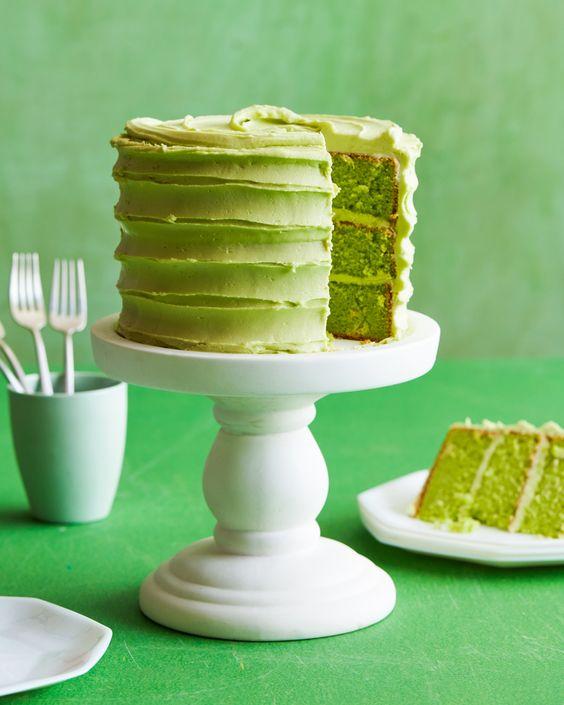 Spinash smash cake recipe