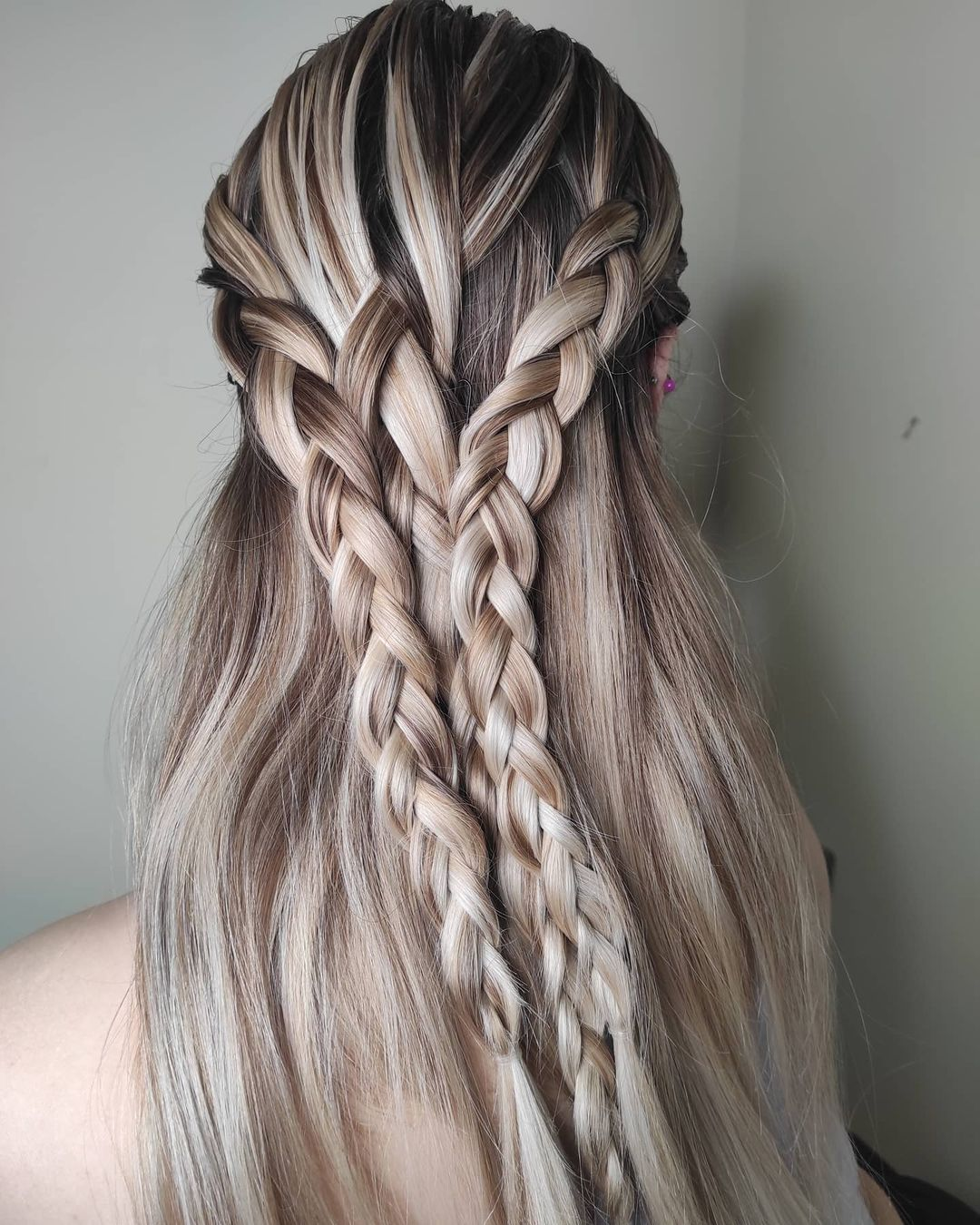Arctic braid