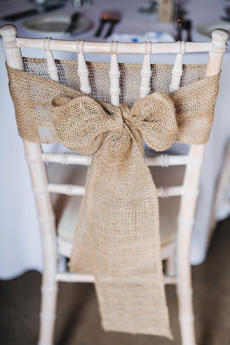 wedding chair decor 40 diy barn wedding ideas for a country flavored celebration 8951