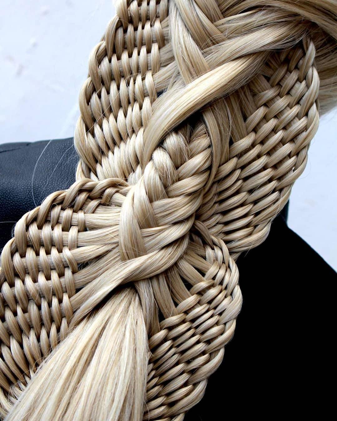 Cobra braid