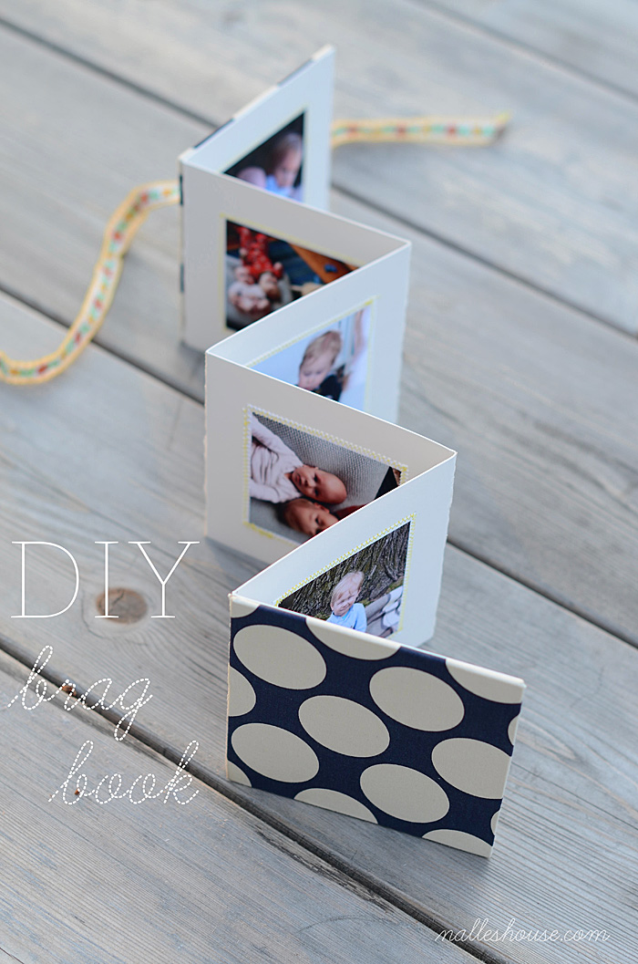 Diy brag book card