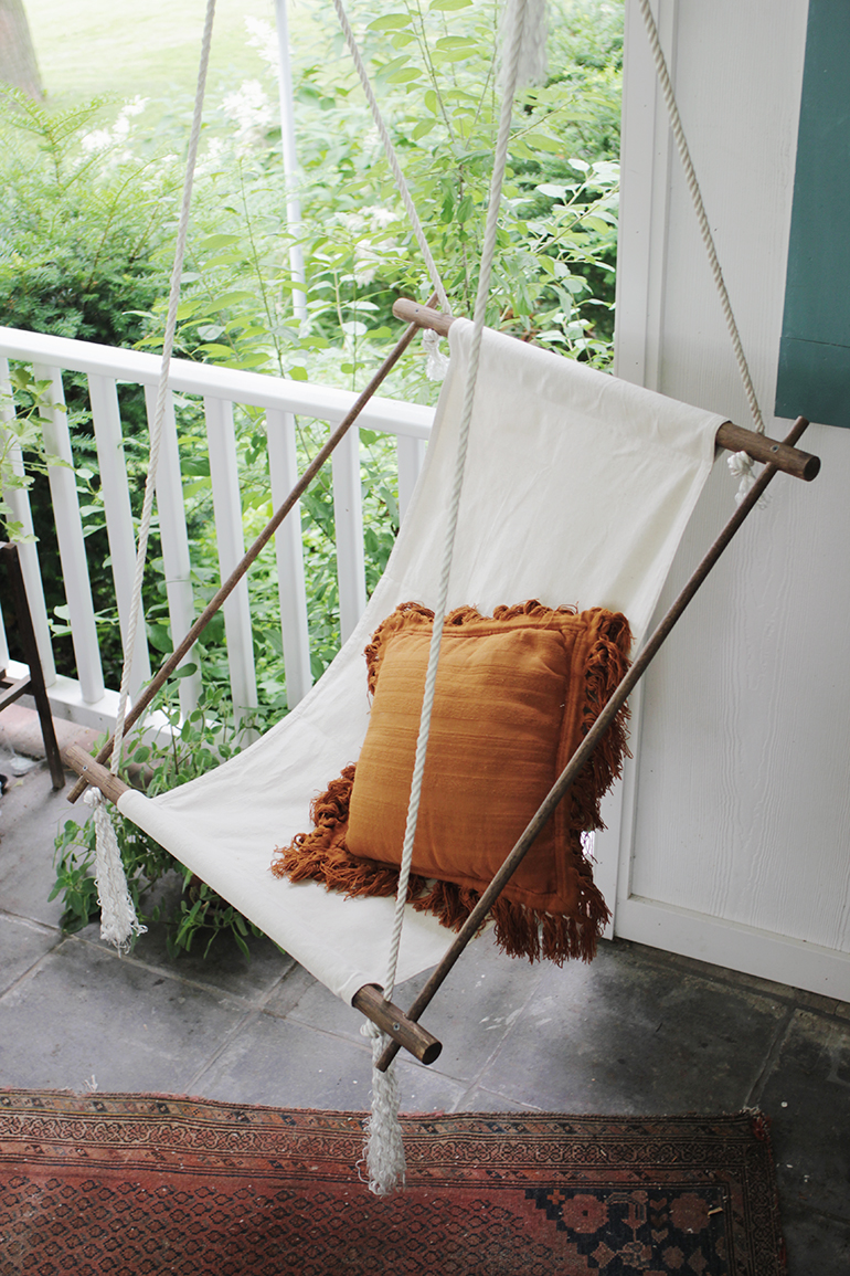 Charmant Diy Hanging Chair