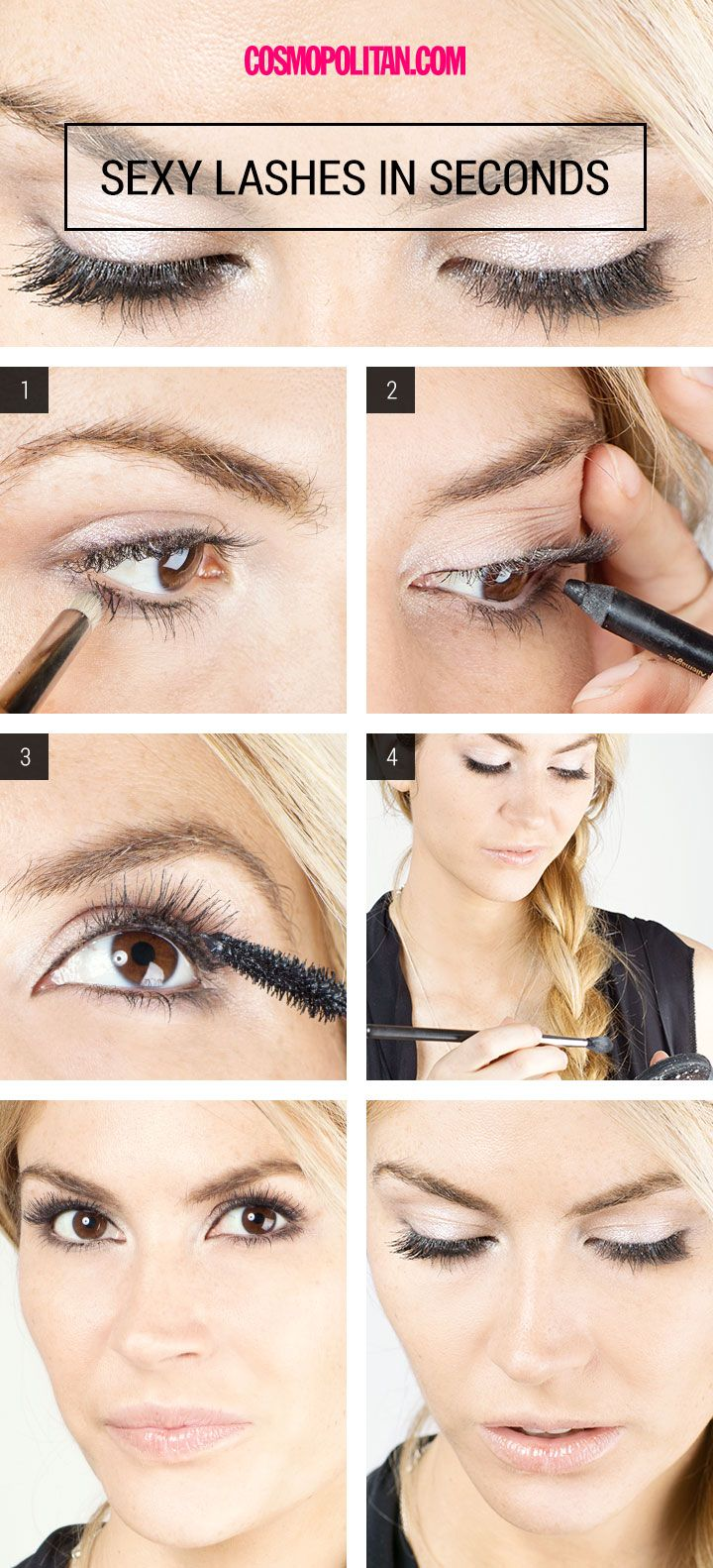 Easy voluminous lashes