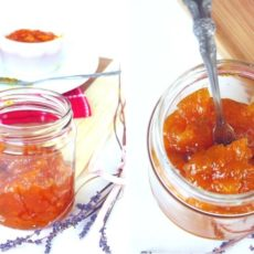 Easy marmelade jar diy