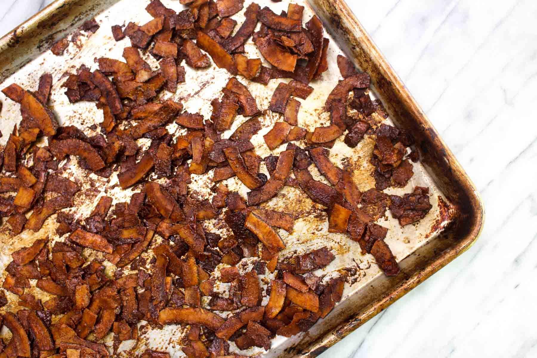 Healthy fresh corn chowder spray a baking sheet
