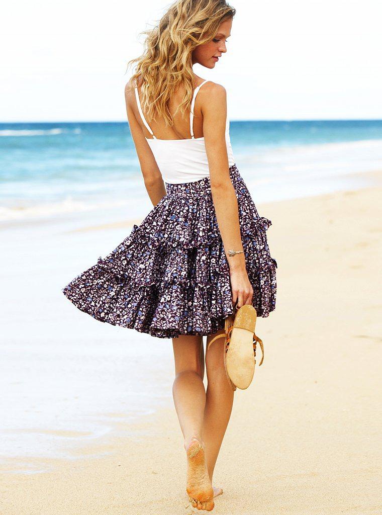 Summer xox skirt