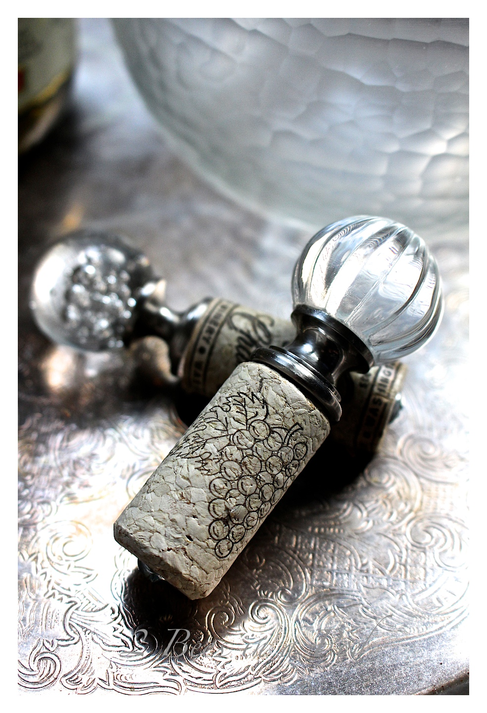Diy bottle stoppers