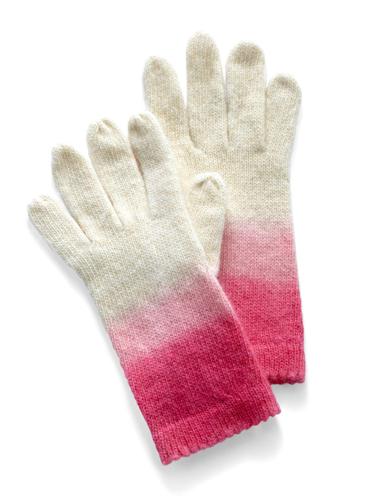 Diy dip dye gloves