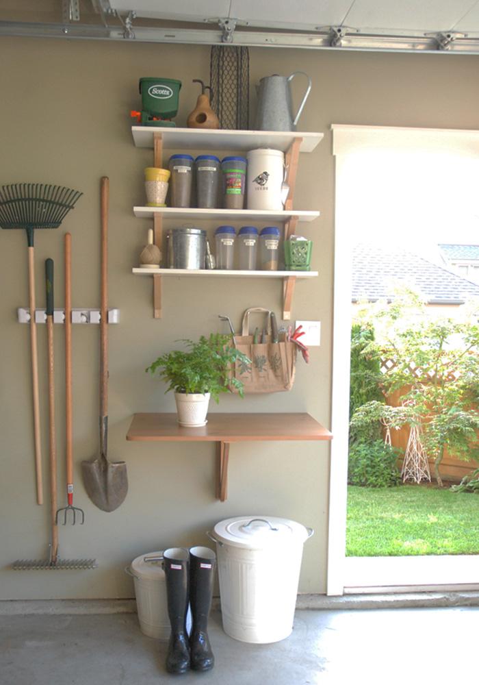 Diy garden station
