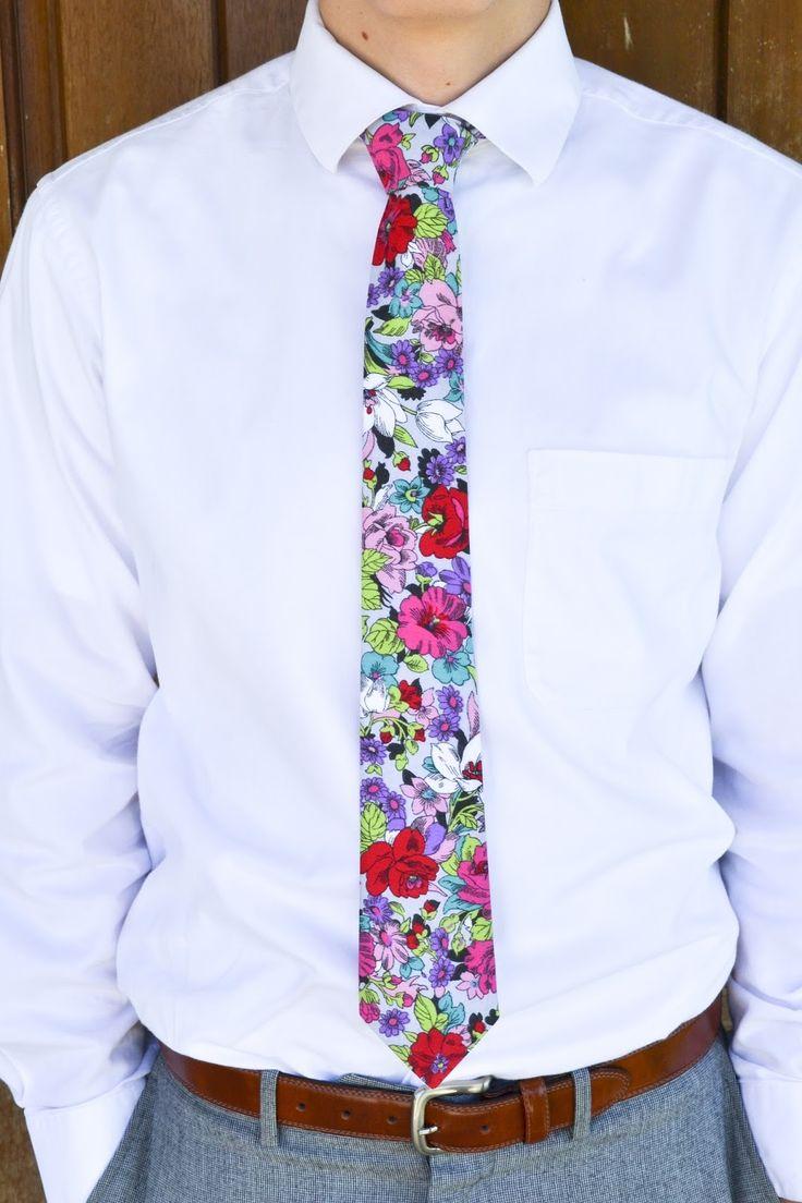 Diy skinny ties