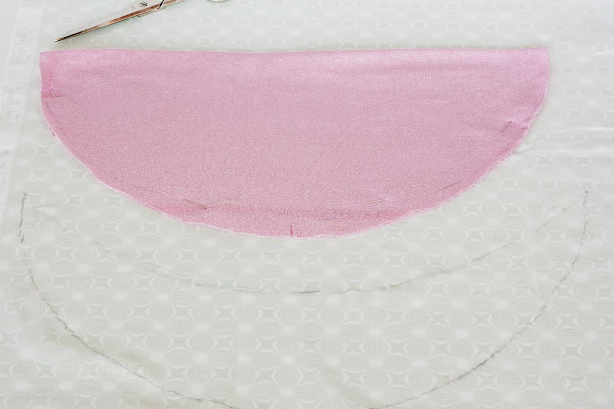 Diy watermelon throw pillow halfmoon