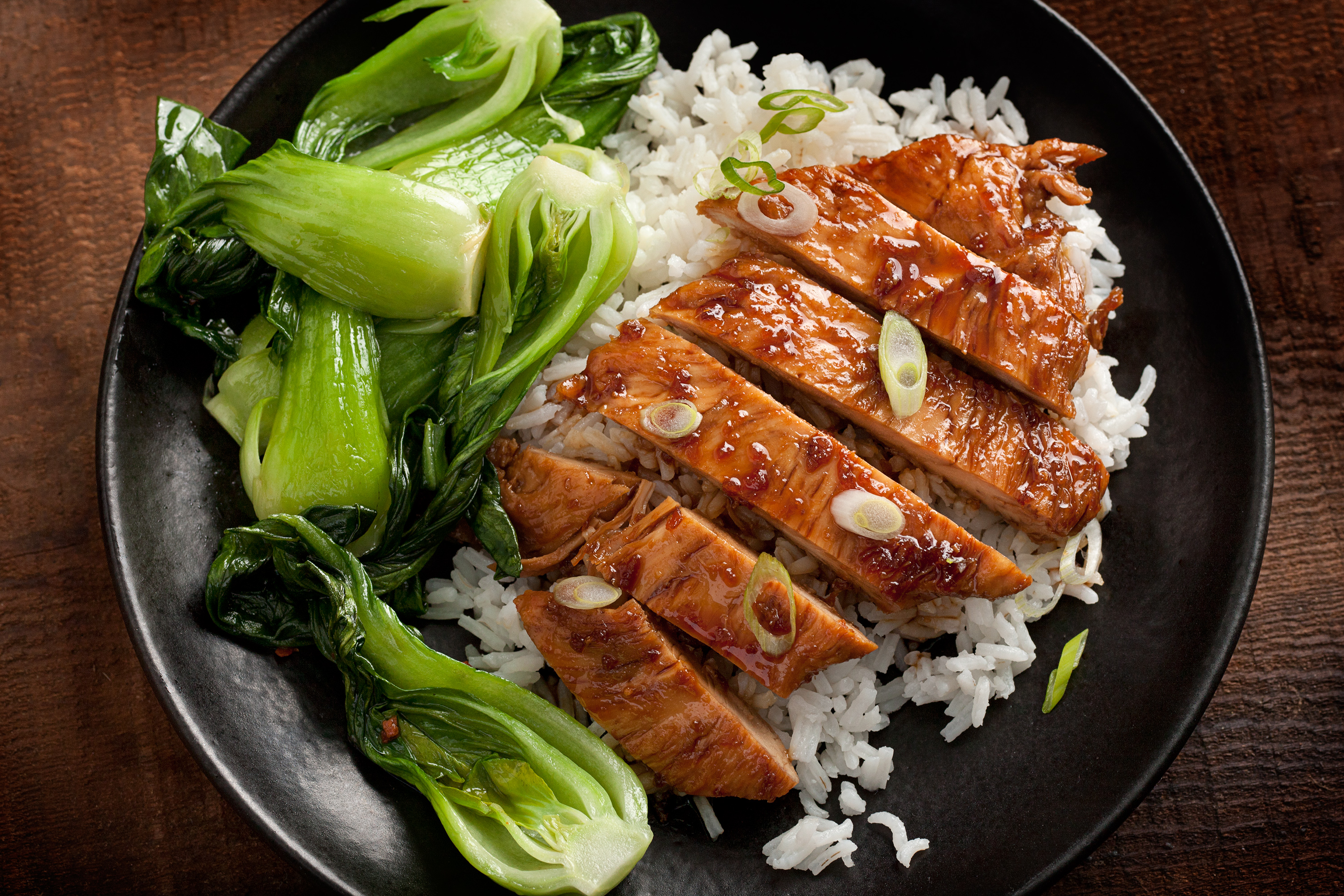 Easy teriyaki chicken healthy recipe