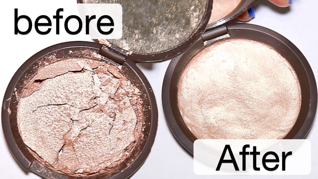 Fix broken makeup