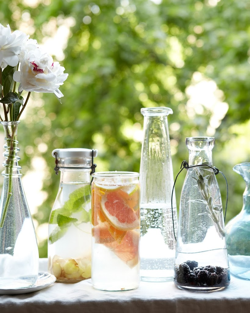Flavored water recipes best