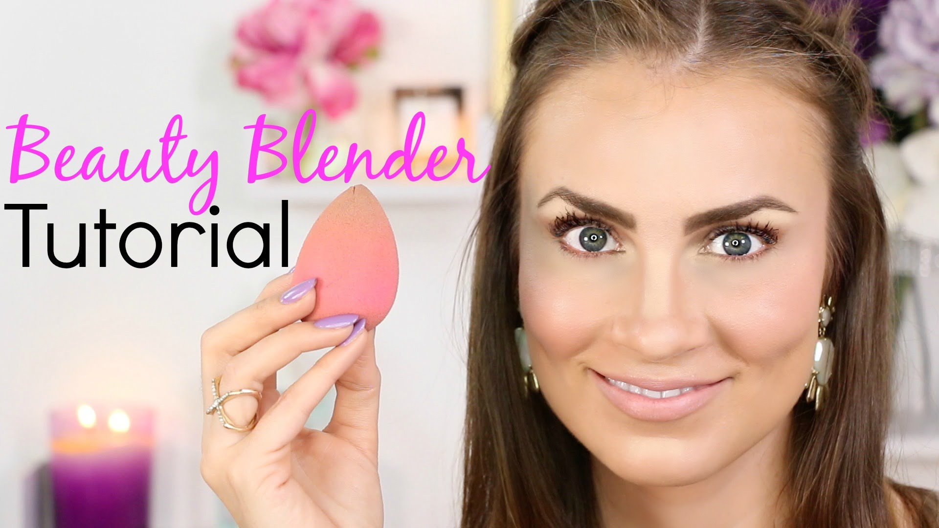 How to use a beauty blender tips tricks
