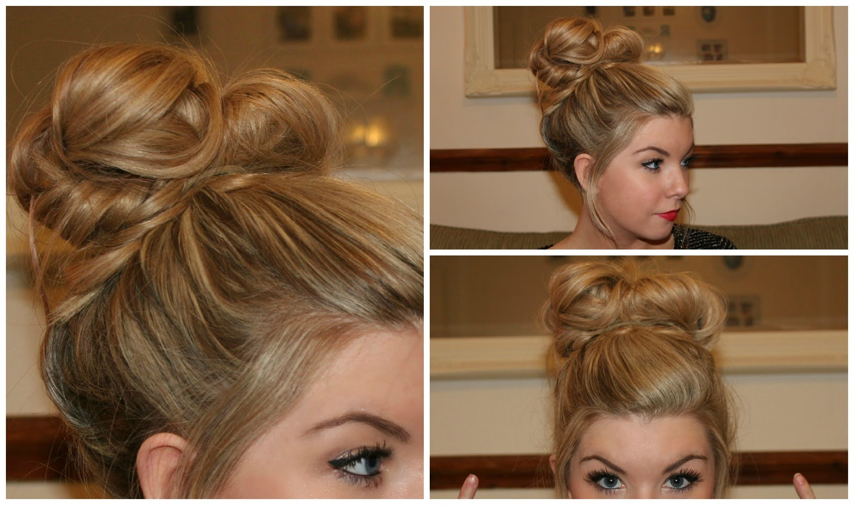 50 Simple Hairstyles For On-The-Go Moms