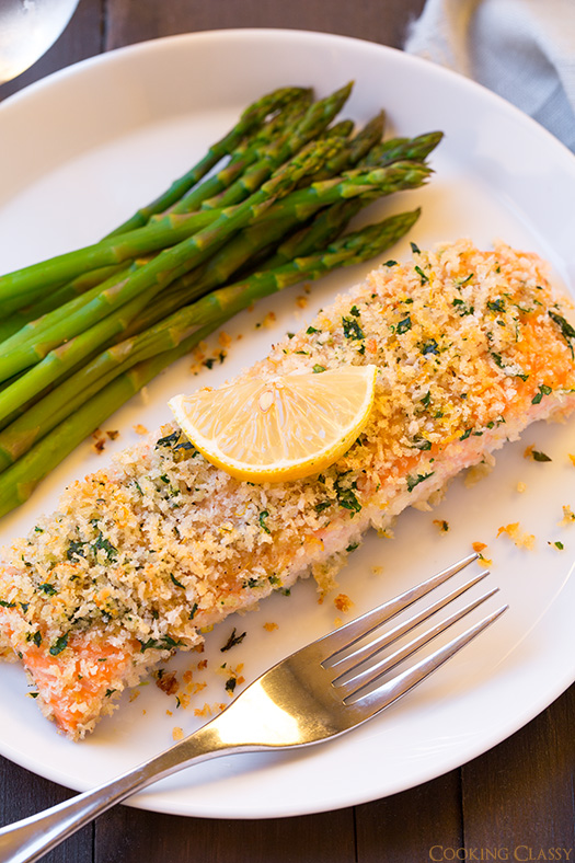 Panko crusted honey mustard salmon edit2 crop