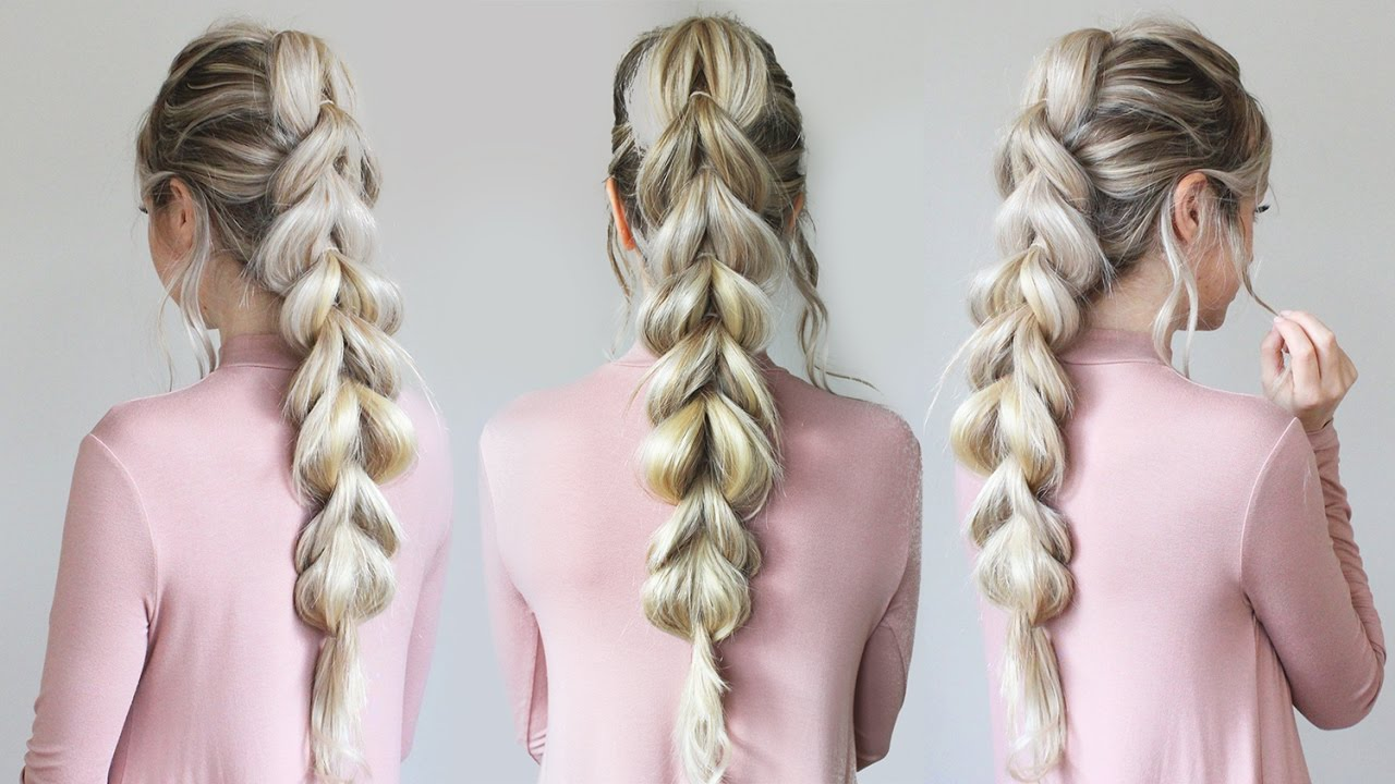 easy braided hair styles 50 simple hairstyles for on the go 1228