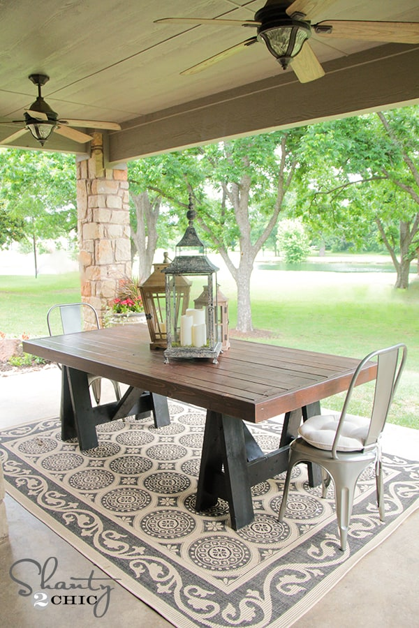 Diy Table Pottery Barn Inspired A Dining Room