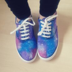 Diy galaxy runners