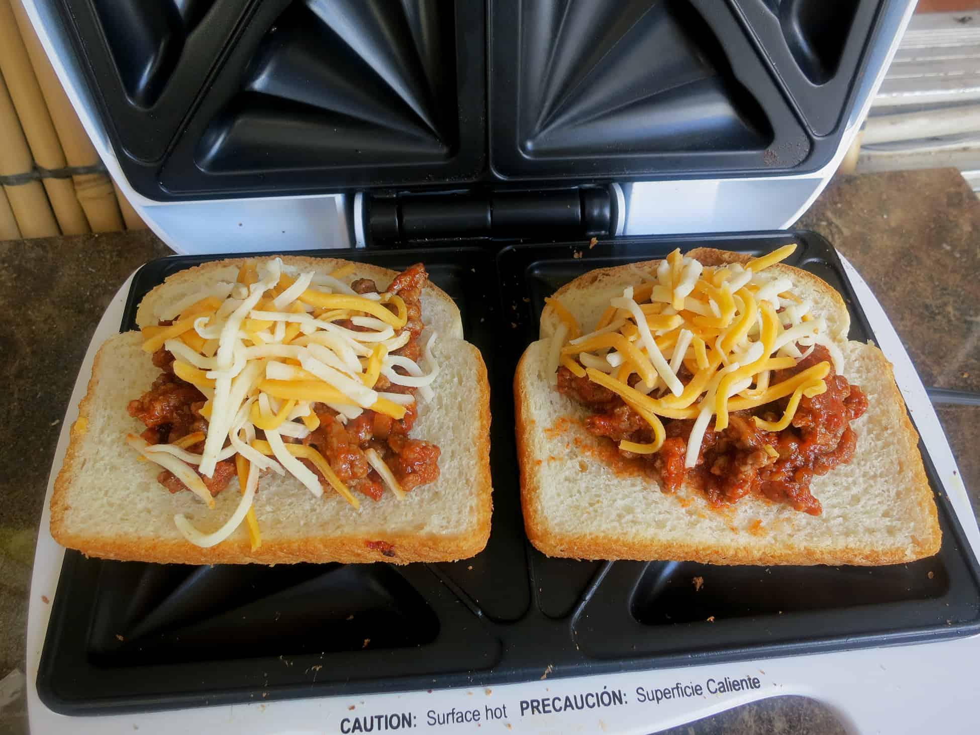 Ufo sandwiches