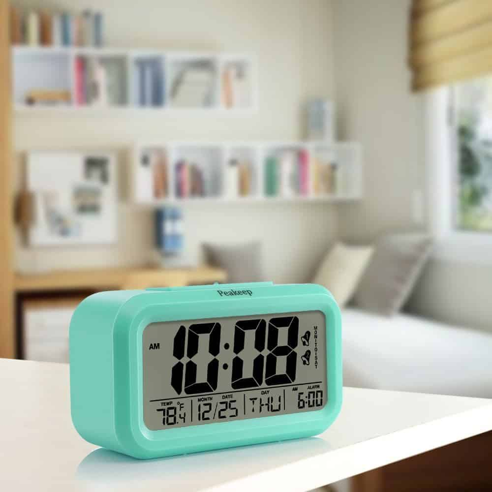 Classic alarm clock for school