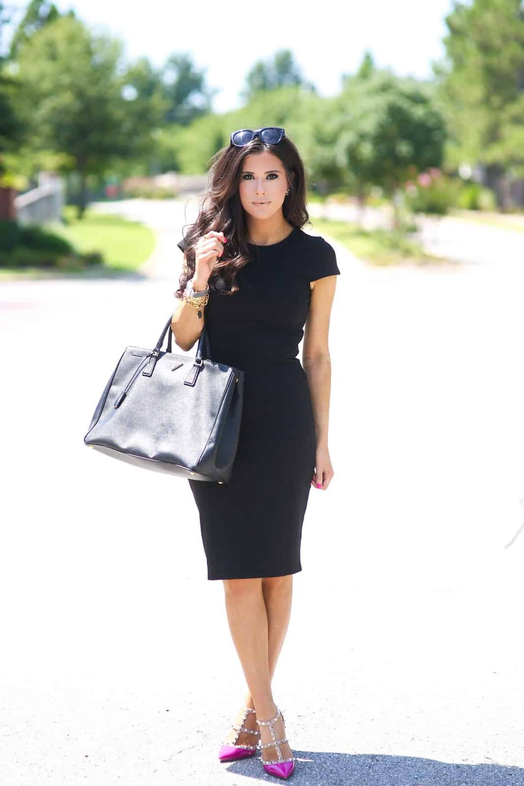 Little black dress always in style