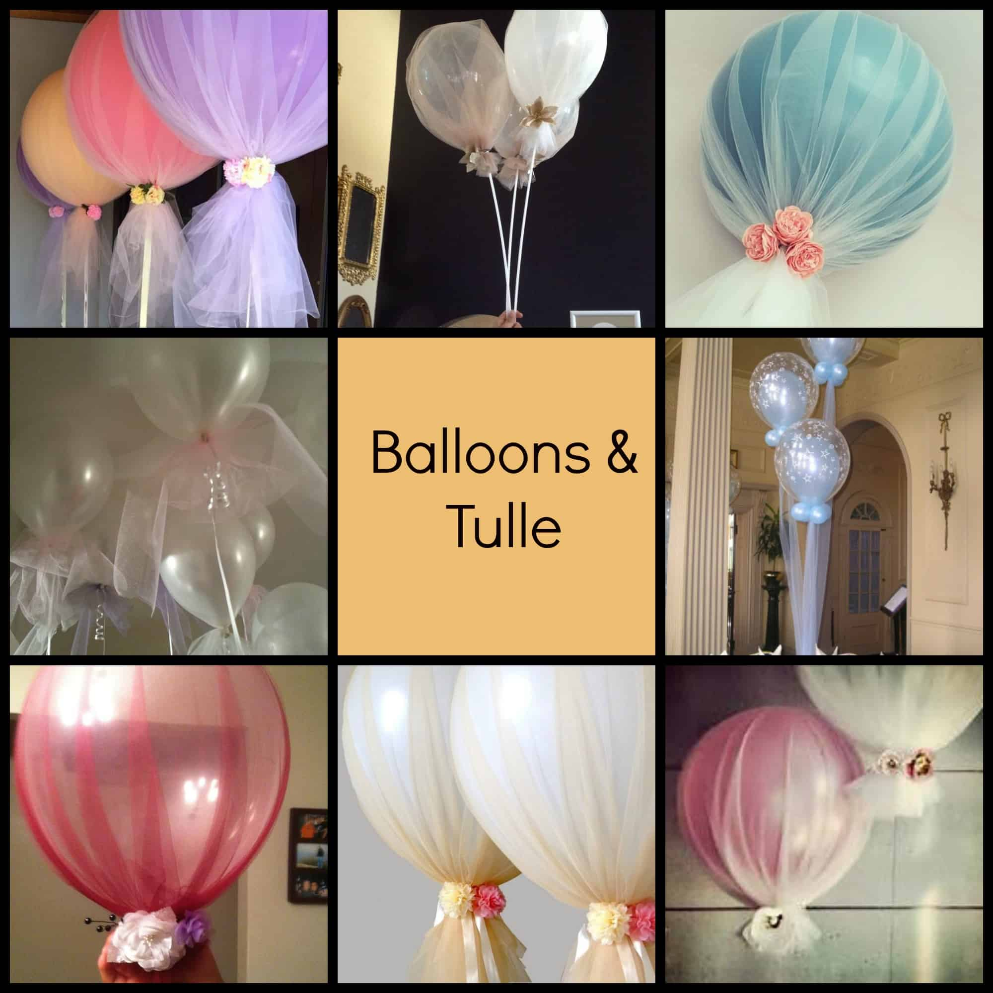 Unique Crafts Made with Balloons