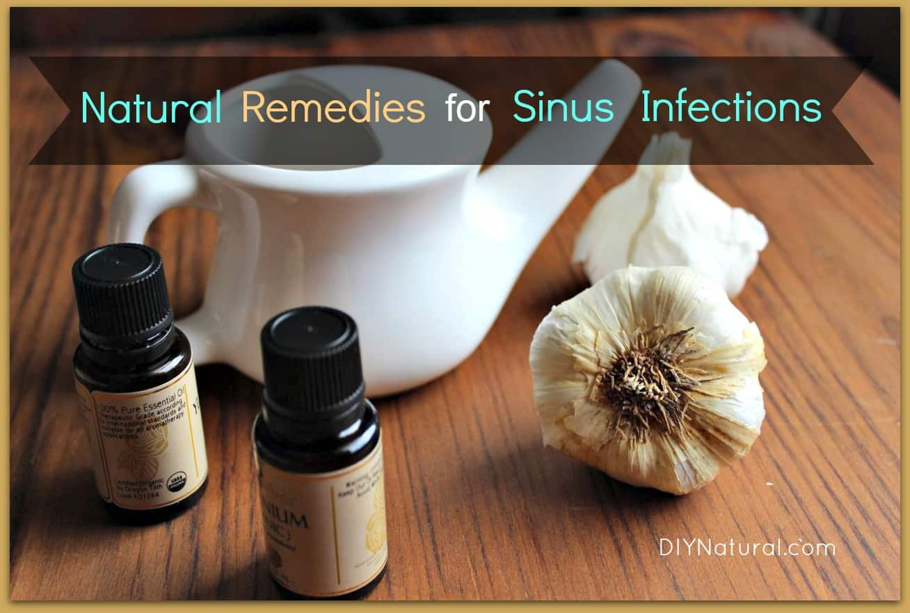 Sinus infection rinse