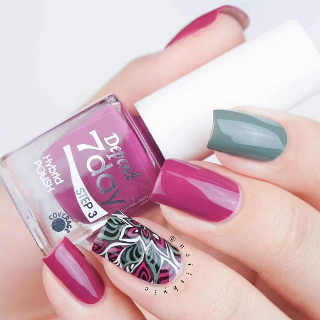 These 15 Fall Nail Art Ideas Will Have You Swooning