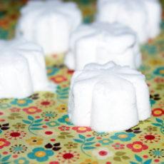 Air freshener cakes