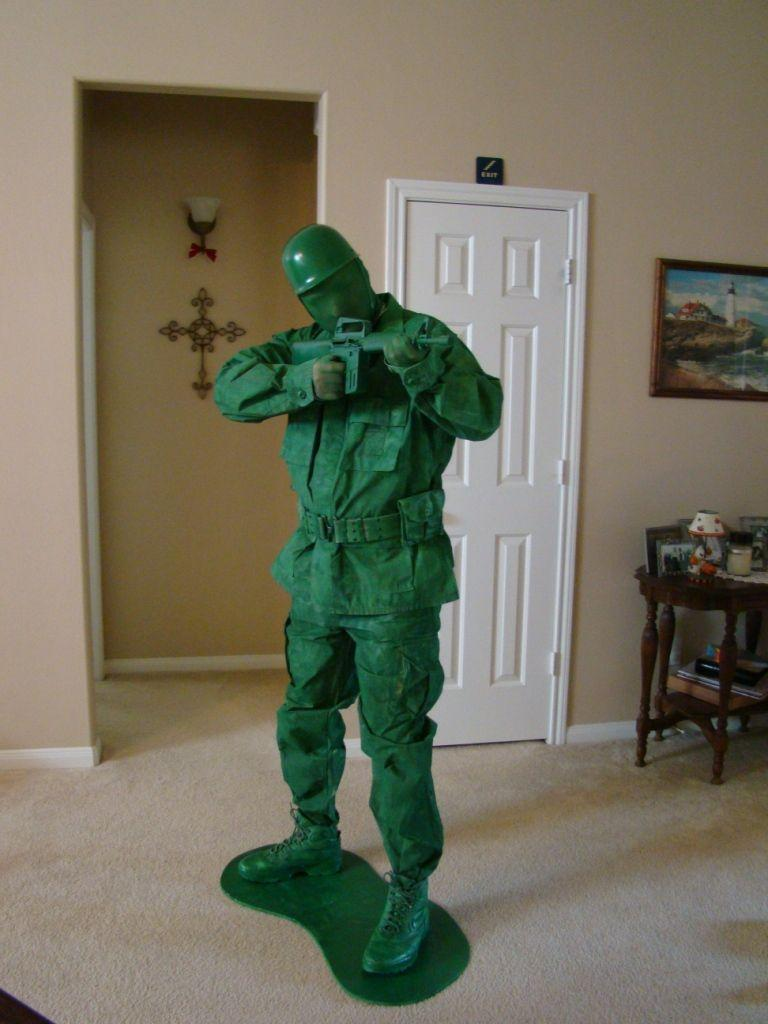 15 diy costumes for the men in our lives toy army man solutioingenieria