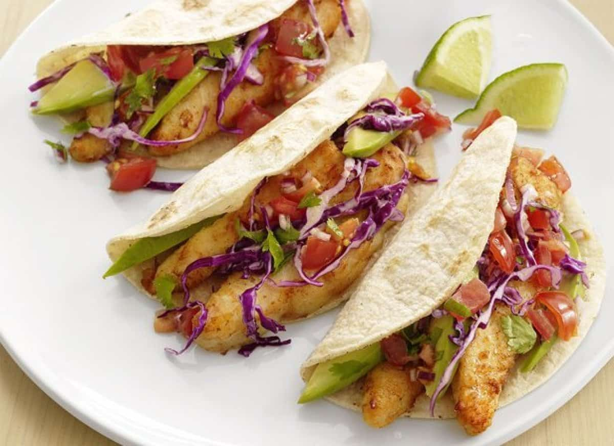 15 unique taco recipes baja fish tacos forumfinder Choice Image