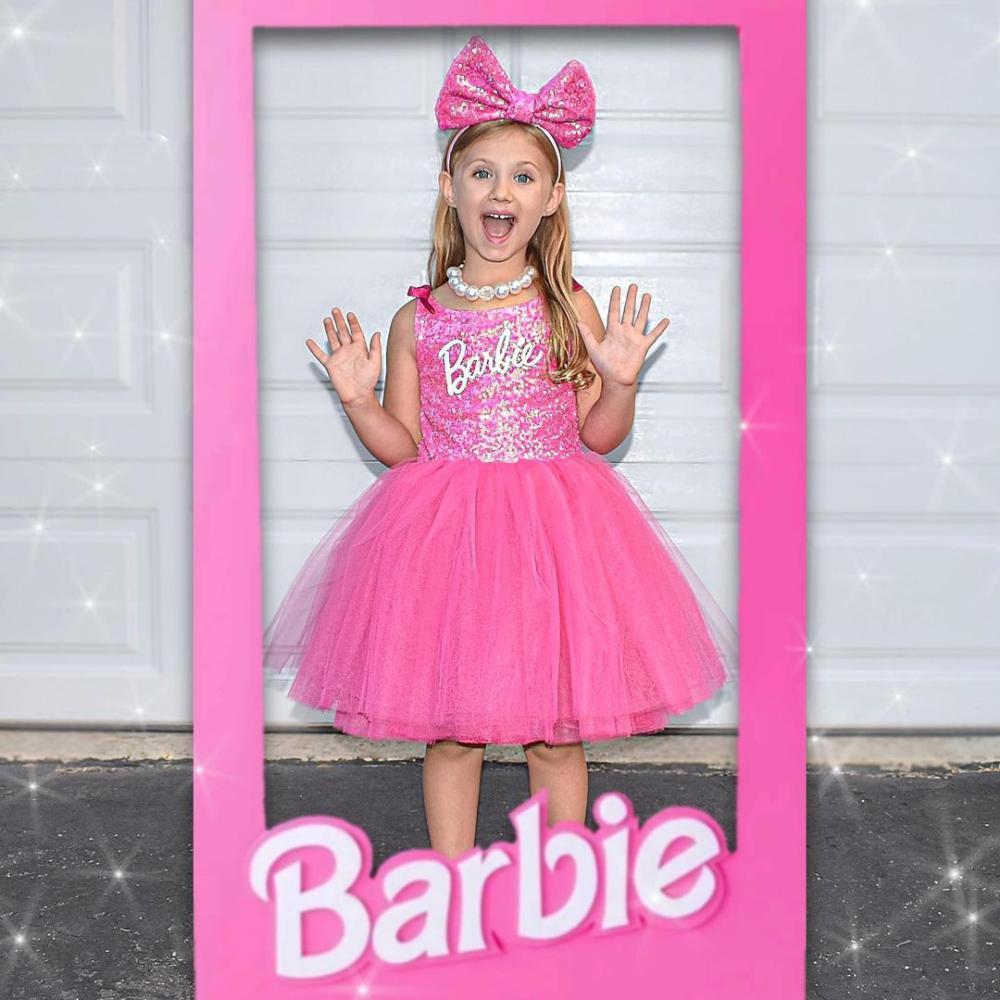 Barbie costume halloween costume idea