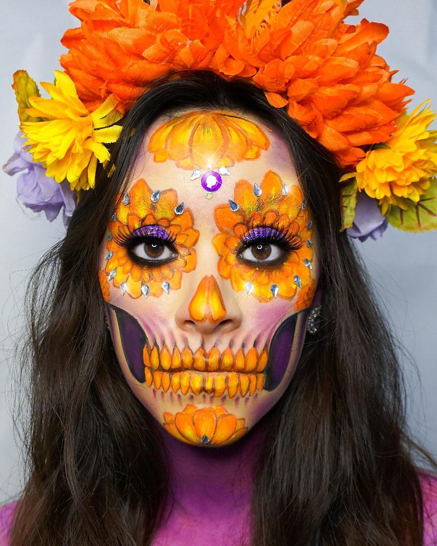 Best halloween makeup cempa