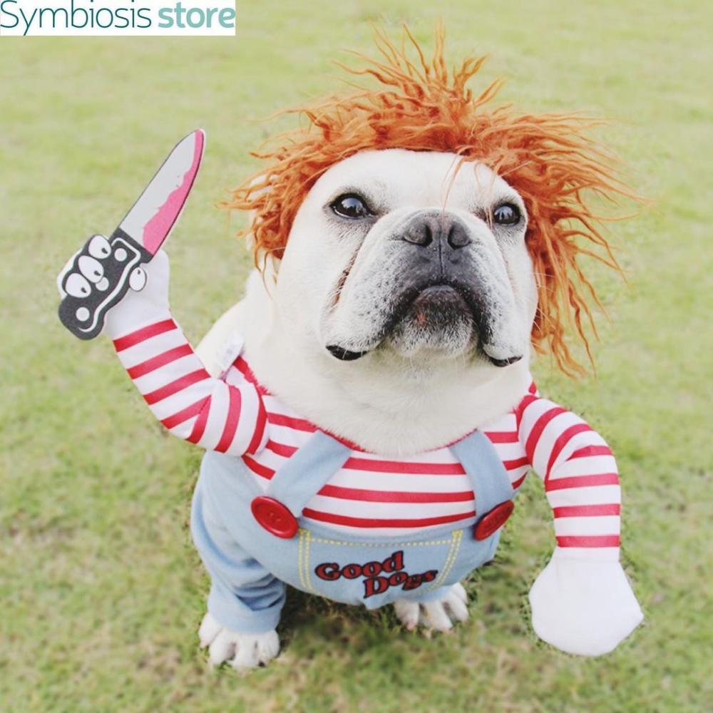 Chucky dog dog halloween costumes