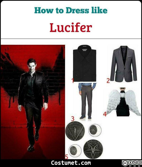 Cool halloween costumes for guys lucifer (tv series)