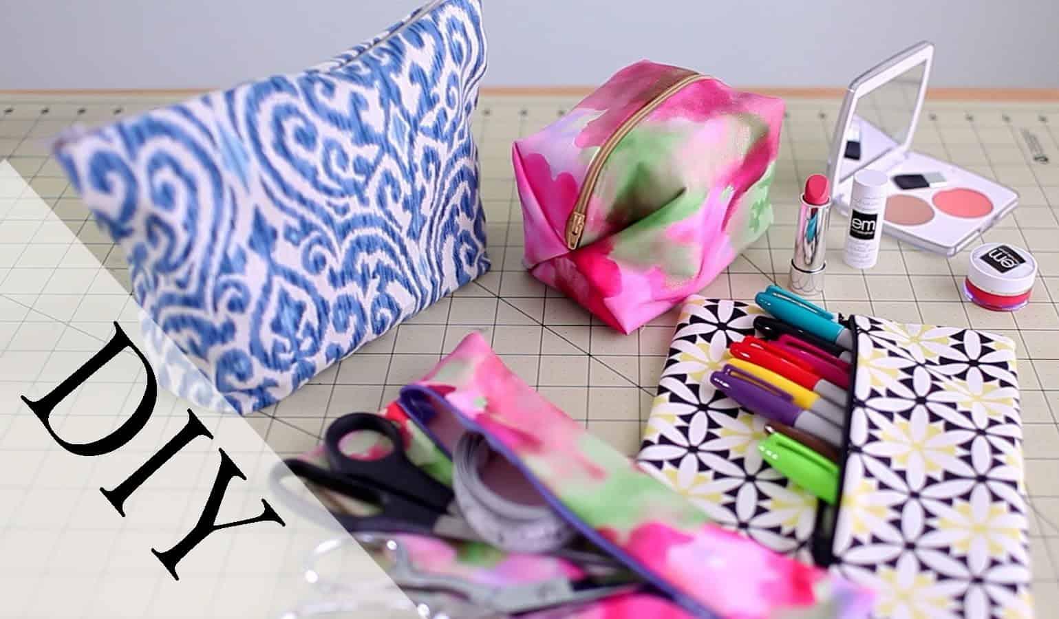 Cute origami bag