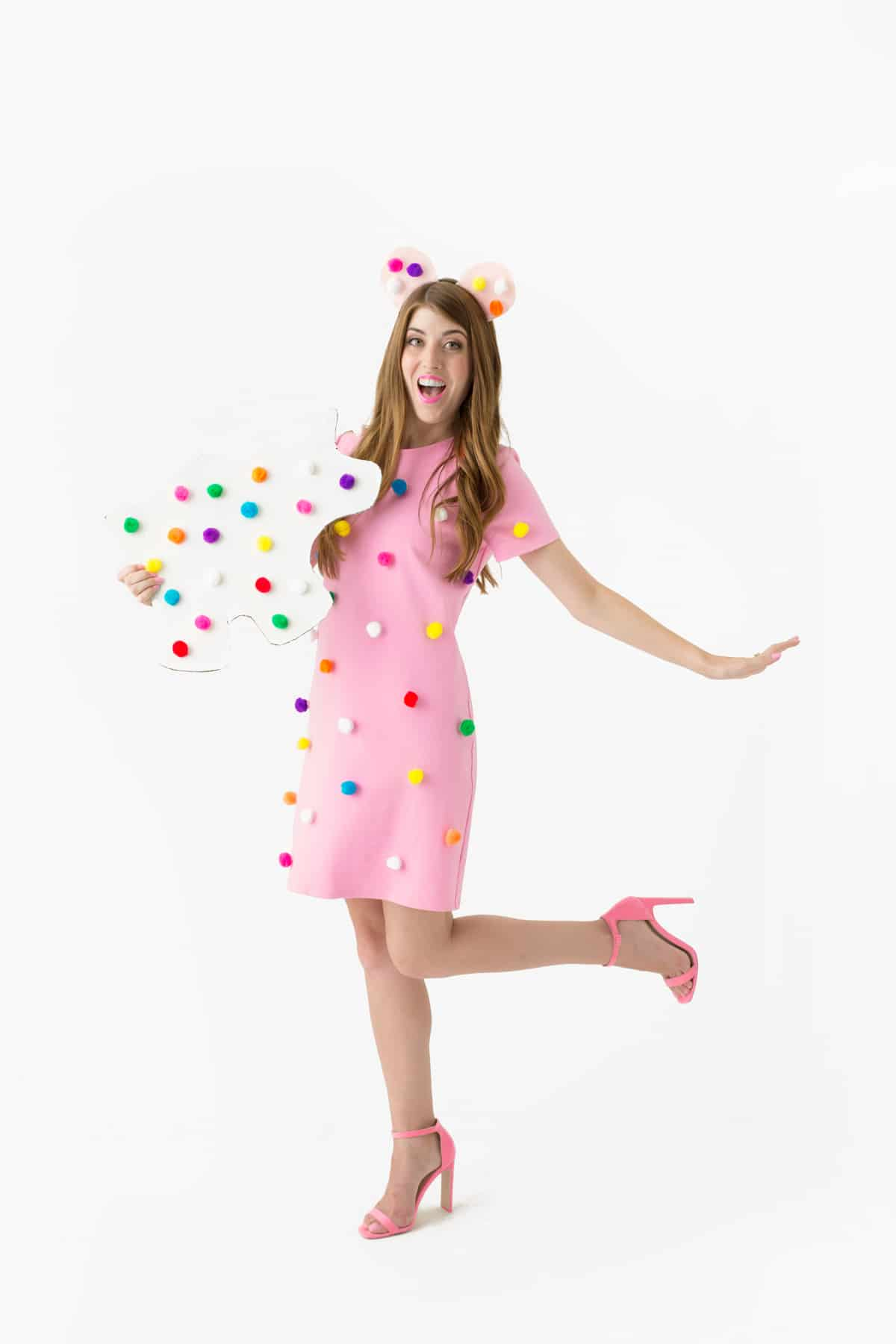 Diy frosted animal cookie costume 1b
