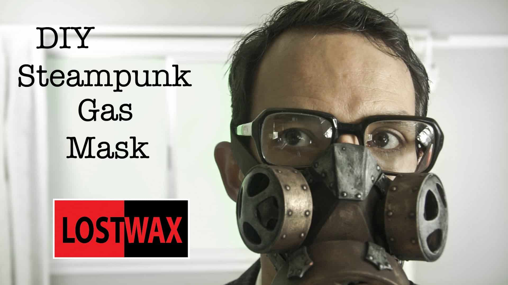 Diy steam punk gas mask