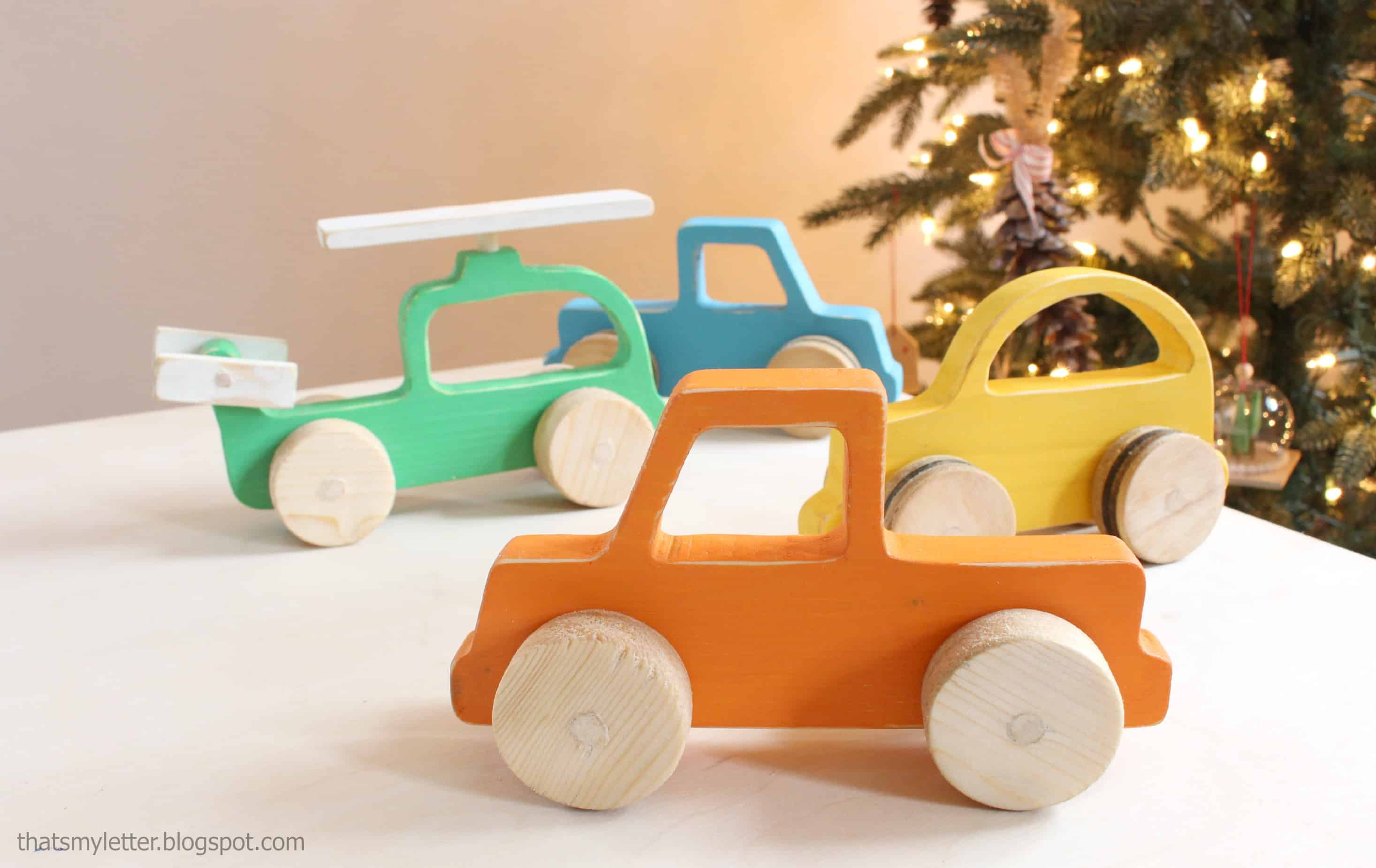 15 Awesome Diy Toy Car Projects