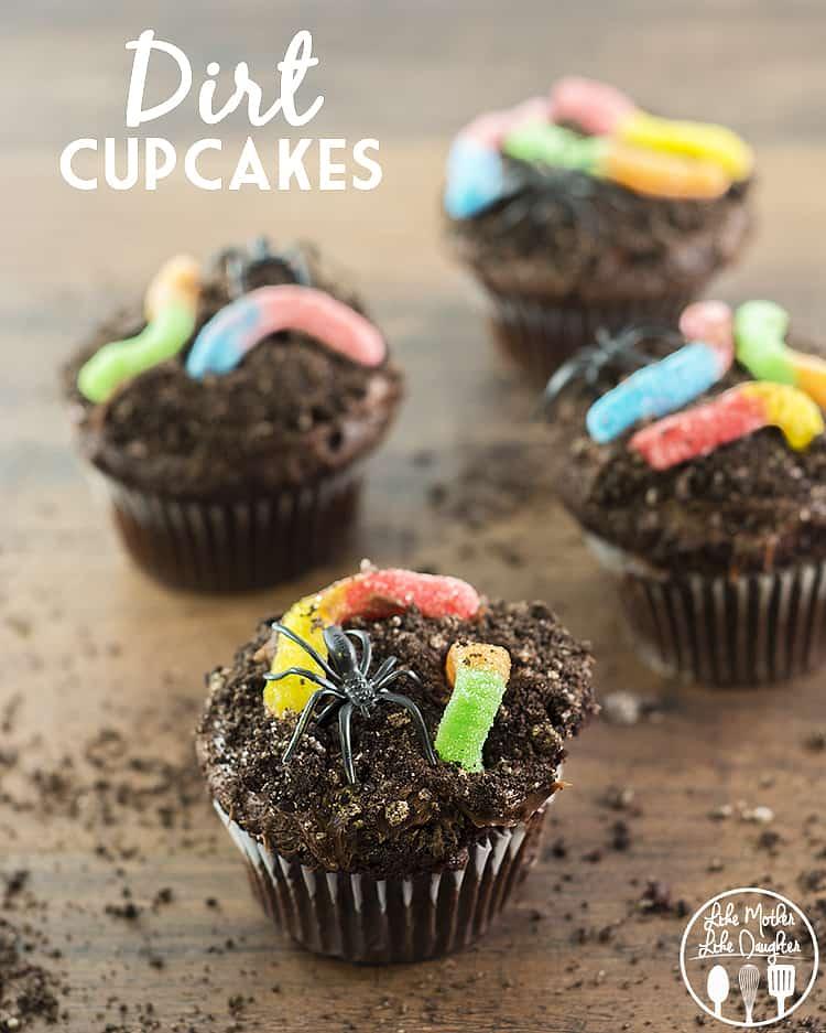 top halloween cupcakes