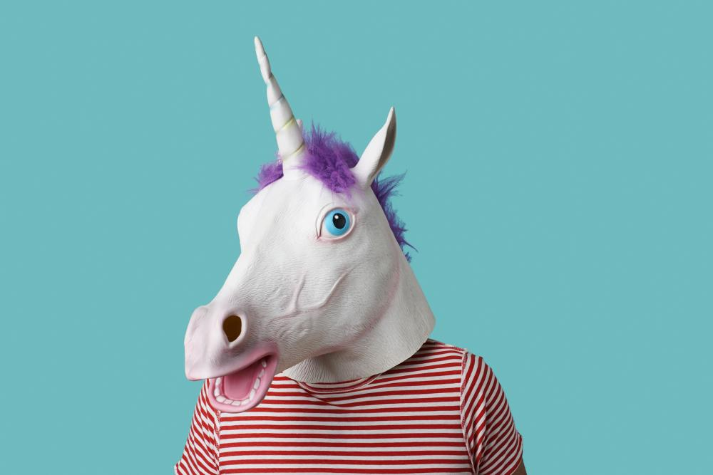 Easy halloween costumes for men  unicorn mask