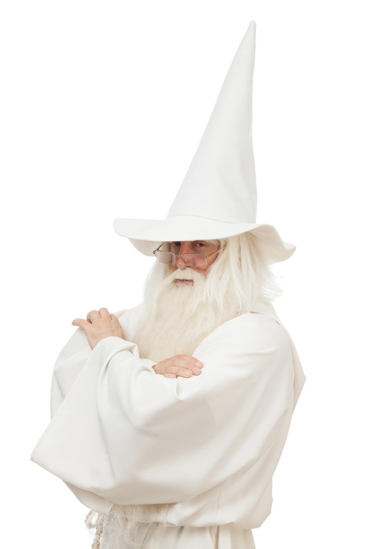 Easy men's halloween costumes wizard