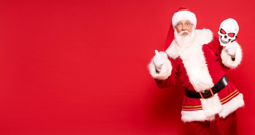 funny halloween costumes for guys santa claus